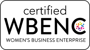 Certified WBENC WBE